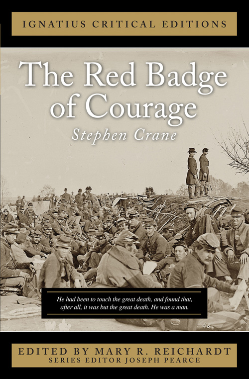 an analysis of the characters in the novel the red badge of courage by stephen crane Detailed analysis of in stephen crane's the red badge of courage learn all about how the in the red badge of courage such as henry fleming and wilson contribute to the story and how they fit into the plot.