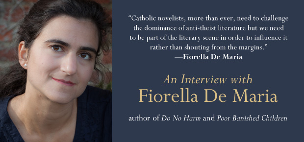 Interview with Fiorella De Maria