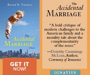 "The Accidental Marriage: A Novel by Roger B. Thomas. ""A bold critique of modern challenges to the American family."" --Dorothy Cummings McLean. Get it now!"