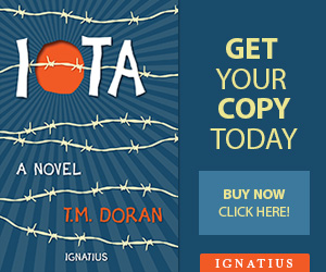 Iota: A Novel by T.M. Doran -- Get your copy today. Click here!