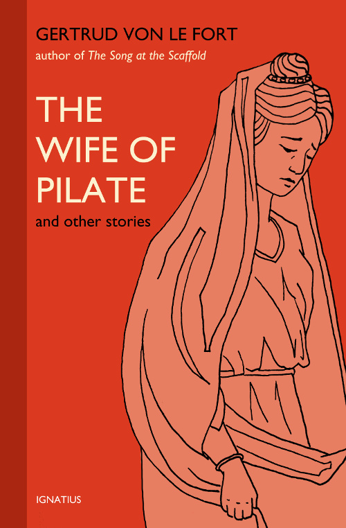The Wife of Pilate cover