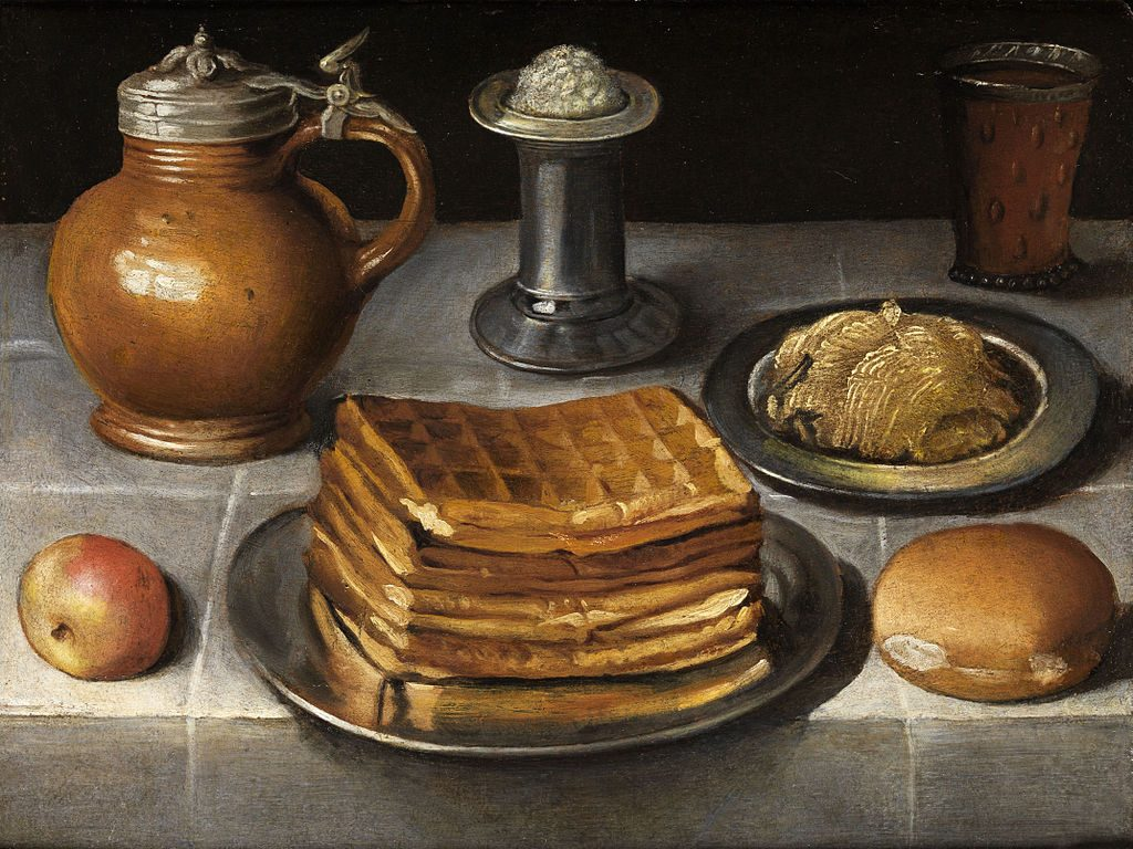 Circle_of_Georg_Flegel_Still_life_with_waffles